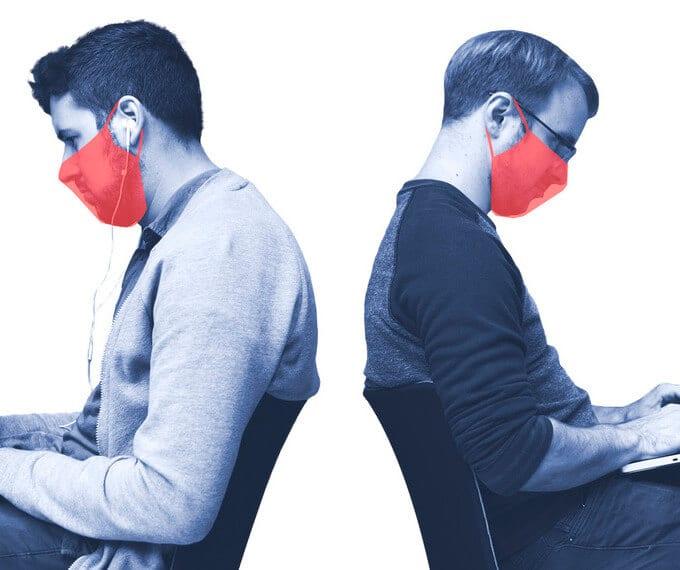 mascherine in tessuto personalizzate