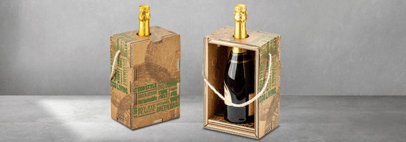scatole per vino vendita online di champagne