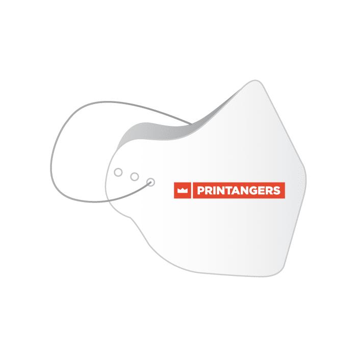 mascherina in tessuto personalizzabile