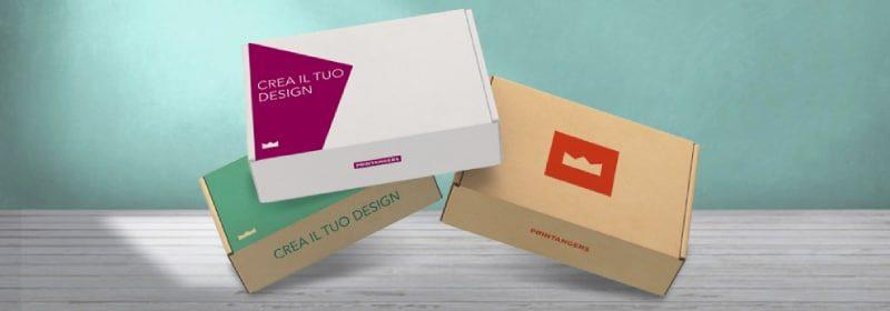 packaging in cartone stampato printangers